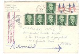 11138 - Par Avion Pour La France - Etats-Unis