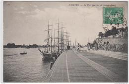 NANTES LE PORT AU BAS DE SAINTE ANNE TBE - Nantes