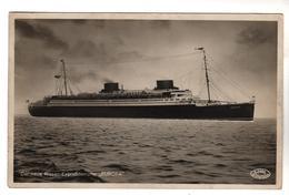 + 2269,  FOTO-AK, Riesen-Expreßdampfer Europa - Warships