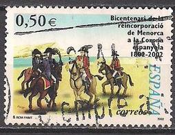 Spanien  (2002)  Mi.Nr.  3742  Gest. / Used  (4ad36) - 1931-Heute: 2. Rep. - ... Juan Carlos I