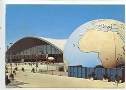 Rond Point De La Défense Palis Du C. N. I. T. évènement Globe Terrestre Mappemonde (cp Vierge N°555 Abeille) - La Defense