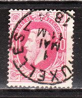 34 (ou 34A)  Emission De 1869 - Bonne Valeur - Oblit. BRUXELLES 7 - LOOK!!!! - 1869-1883 Léopold II