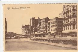 Wenduyne ,Wenduine , Place De La Station ,statleplaats ,TRAM - Wenduine