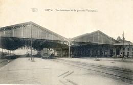 19 - Brives - Vue Intérieure De La Gare Des Voyageurs - Brive La Gaillarde