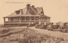 Lombartzijde - Nieuport , Golf Club , ( Auto ,automobile ) - Nieuwpoort