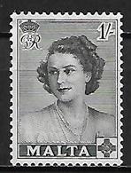 MALTE    -   1950 .   Y&T N° 224 (*) - Malte (...-1964)