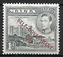 MALTE    -   1953 .   Y&T N° 228 * .  Self-Gouvernement - Malte (...-1964)