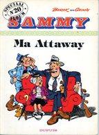Sammy 20 - Ma Attaway (1ste Druk) 1986 - Sammy