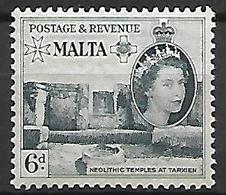 MALTE    -   1956 .   Y&T N° 247 *. - Malte (...-1964)