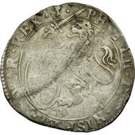 Monnaie, Pays-Bas Espagnols, Philippe IV, Escalin, 1623, Bois-Le-Duc, TB - Belgique