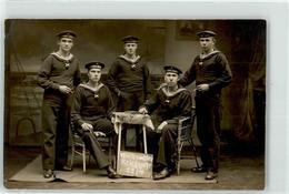 52905995 - Matrosen I. Werft-Division 1914 - Warships