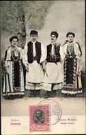 Cp Homolje Serbien, Volkstrachten - Serbia