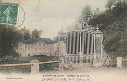 27 - SAINT AUBIN SUR GAILLON - Château De Jeufosse - Otros Municipios