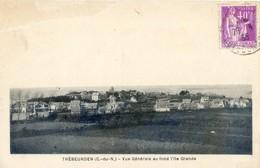 22 - Trébeurden - Vue Générale Au Fond L'ile Grande - Trébeurden