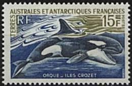 TAAF, N° 030** Y Et T, Orque, 30 - Terres Australes Et Antarctiques Françaises (TAAF)