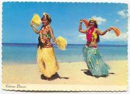 Tahiti - Tahitian Dancers Girl - Tahiti