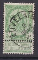N° 56 : AUVELAIS - 1893-1907 Armoiries