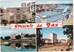 Souvenir De Dax: CITROËN 2CV, PEUGEOT 404 - (Landes) - 1968 - Toerisme