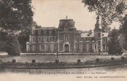76 - BERTREVILLE SAINT OUEN - Le Château - Francia