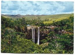 Mauritius / Ile Maurice - Chamarel, Waterfalls Cascade - Maurice