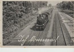 C P A - D 3755 - TRAIN A VAPEUR ALLEMAND - 58 2121 - DRIESEN - BERLIN - JIF ROMMN - Treinen