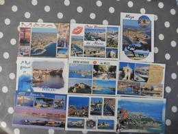 LOT  DE 14 CARTES  POSTALES  NEUVES  DE  MEZE - Cartes Postales