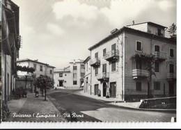 CP Italie - FIVIZZANO (Lunigiana ) - Via Roma, Tagliare Il Lato Destro E Sinistro, - Massa