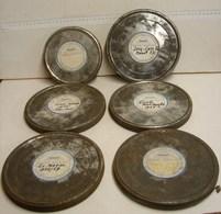 Lot. 991. Lot De 6 Bobines De Films 8 M/M De L'école Normale De Soignies Et Saint-Vaast 1956-1957 - Bobines De Films: 35mm - 16mm - 9,5+8+S8mm