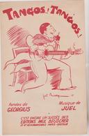 (GEO1) TANGOS , TANGOS , Paroles GEORGIUS , Musique JUEL - Scores & Partitions