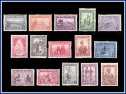 Ruanda 0092/106*  Scènes Indigènes - Animaux - Paysages  H - - Ruanda-Urundi