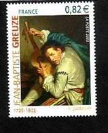 2005-N° 3835** J.B GREUZE - Frankrijk