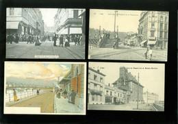 Lot De 60 Cartes Postales De Belgique  Liège      Lot Van 60 Postkaarten Van België  Luik - 60 Scans - Cartes Postales