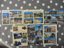LOT  DE 22   CARTES  POSTALES  NEUVES  DE   HAUTE  SAONE - Cartes Postales