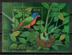 El Salvador 2009 / Birds MNH Aves Vögel Oiseaux / Cu10405  40 - Birds