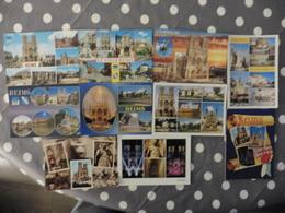 LOT  DE  43   CARTES  POSTALES  NEUVES  DE REIMS - Postcards
