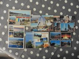 LOT  DE  11   CARTES  POSTALES  NEUVES  DE  THONON  LES  BAINS - Postcards