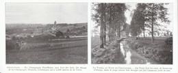 1924 - Iconographie - Chavanges (Aube) - Vues - FRANCO DE PORT - Non Classificati