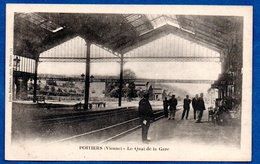 Poitiers -  La Gare - Poitiers