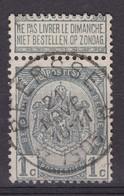 N° 53  : DEPOT RELAIS  * BEERSE * - 1893-1907 Armoiries