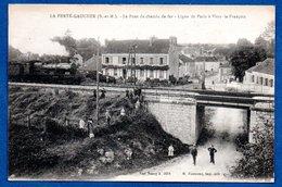 La Ferté- Gaucher  -  Le Pont De Chemin De Fer - La Ferte Gaucher