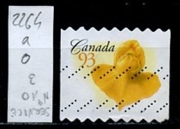 Canada - Kanada 2006 Y&T N°2264dg - Michel N°2385Drl (o) - 93c Ultricularia Intermedia - Used Stamps