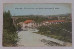 39 Foncine Le Haut - Le Moulin Choudet - France