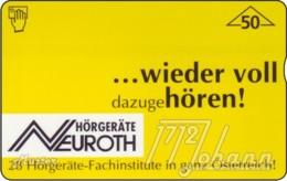 """TWK Österreich Privat: """"Neuroth - 50E"""" Gebr. - Oesterreich"""