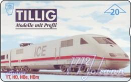 """TWK Österreich Privat: """"Tillig Modelleisenbahn 1"""" Gebr. - Oesterreich"""