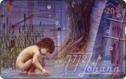 AUSTRIA Private: *Kunst - Herbert Weinmüller 1* - SAMPLE [ANK F425] - Oesterreich