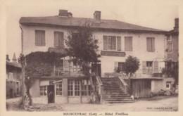 CPA - Sousceyrac - Hôtel Fouilhac - Sousceyrac
