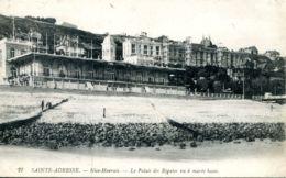 N°67797 -cpa Sainte Adresse -Nice Havrais -palais Des Régates- - Sainte Adresse