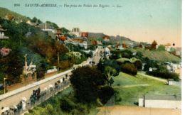 N°67800 -cpa Sainte Adresse -Nice Havrais -vue Priser Du Palais Des Régates- - Sainte Adresse
