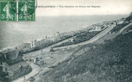N°67802 -cpa Sainte Adresse -ve Générale Du Palais Des Régates- - Sainte Adresse