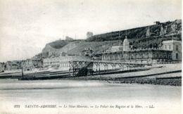 N°67803 -cpa Sainte Adresse Le Nice Havrais -le Palais Des Régates- - Sainte Adresse